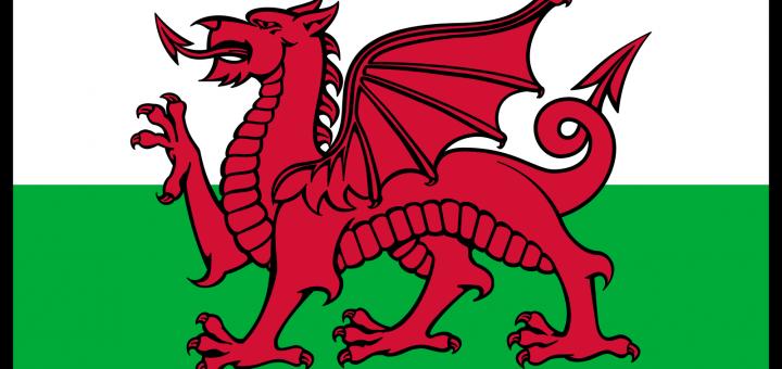 le red dragon y ddraig goch